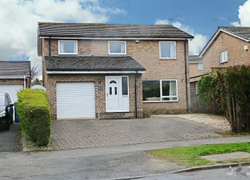 Thumbnail 4 bed detached house for sale in Moorland View Road, Walton, Chesterfield, Derbyshire