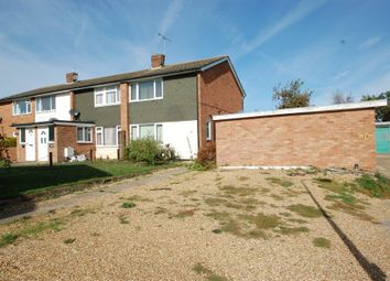 Thumbnail 3 bed end terrace house for sale in Bijou Close, Tiptree, Colchester