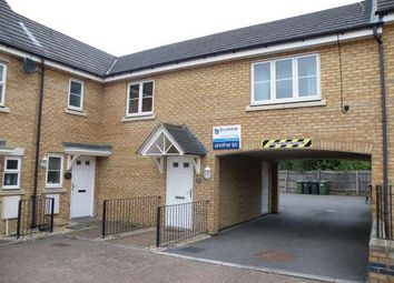 Thumbnail 1 bed terraced house to rent in Harn Road, Hampton Centre, Peterborough
