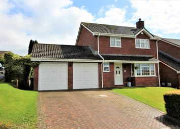Thumbnail 4 bed detached house for sale in St Maurice View, Plympton, Plymouth