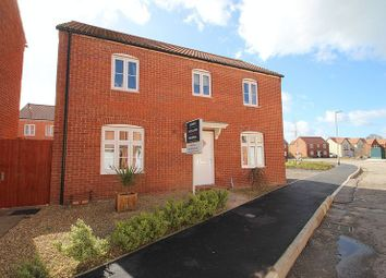 Thumbnail 3 bed detached house for sale in Sharpham Road, Glastonbury