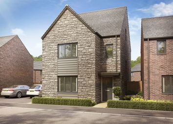 """Thumbnail 4 bed detached house for sale in """"The Lumley"""" at Llantrisant Road, Capel Llanilltern, Cardiff"""