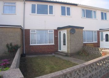 Thumbnail 3 bed terraced house to rent in South Promenade, Withernsea, East Riding Of Yorkshire