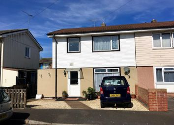 Thumbnail 3 bed semi-detached house for sale in Holford Road, Taunton, Somerset