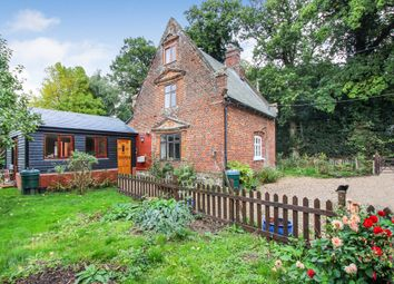Thumbnail 2 bed cottage for sale in Low Road, Great Plumstead, Norwich