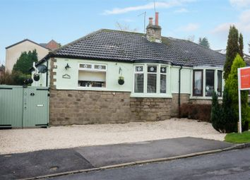 Thumbnail 2 bed semi-detached bungalow for sale in Hawkstone View, Guiseley, Leeds