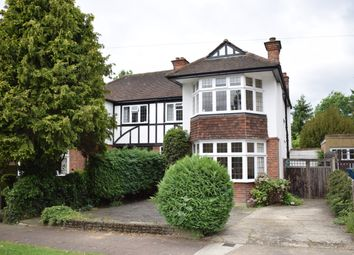 3 bed semi-detached house for sale in Woodhall Drive, Hatch End, Pinner HA5