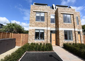 Thumbnail 3 bed semi-detached house for sale in Bushey Road, London