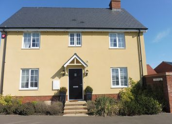 Thumbnail 4 bed detached house for sale in Cross Road, Clacton-On-Sea