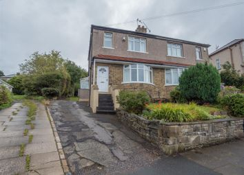 Thumbnail 3 bedroom semi-detached house to rent in Grasmere Road, Bradford