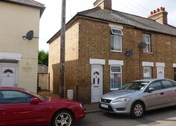 Thumbnail 2 bed end terrace house for sale in Burnsfield Street, Chatteris