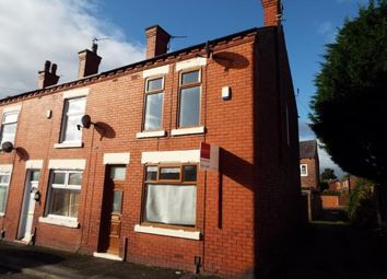 Thumbnail 3 bed end terrace house for sale in Fereday Street, Worsley, Manchester, Greater Manchester