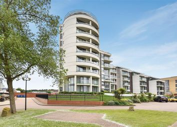 Thumbnail 3 bed flat for sale in The Hamptons, Pier Road, Gillingham