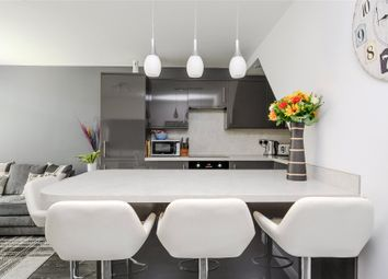 Thumbnail 4 bed flat for sale in Sawkins Close, London