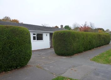 Thumbnail 2 bed bungalow to rent in Milton Road, Cowplain, Waterlooville