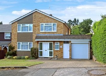 Thumbnail 4 bed detached house for sale in Folly Close, Radlett