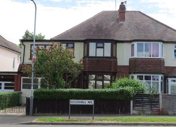 Thumbnail 4 bed semi-detached house for sale in Eccleshall Avenue, Oxley, Wolverhampton, West Midlands