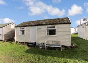 Thumbnail 1 bed detached house for sale in Coast Road Chalet Estate, Coast Road, Bacton, Norwich
