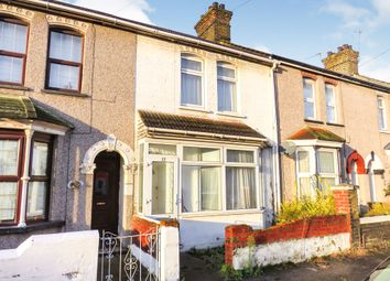 3 bed terraced house for sale in Parker Road, Grays RM17