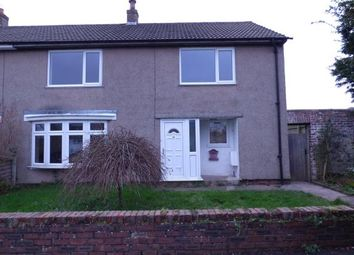 Thumbnail 4 bed end terrace house for sale in Stanley Road, Brampton, Cumbria