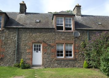 Thumbnail 2 bed terraced house to rent in Clarilaw Farm Cottage, Melrose, Borders