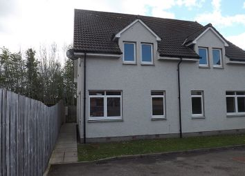 Thumbnail 3 bed semi-detached house for sale in Novar Road, Alness