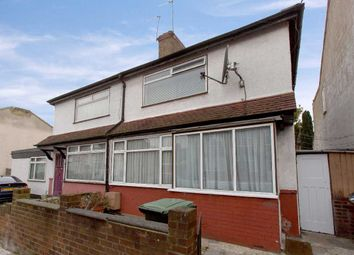 Thumbnail 2 bed semi-detached house for sale in Winchester Road, London, Edmonton