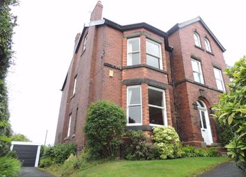 Thumbnail 5 bed semi-detached house for sale in Station Road, Marple, Stockport