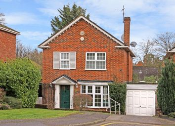 Thumbnail 3 bed detached house for sale in Greenheys Close, Northwood