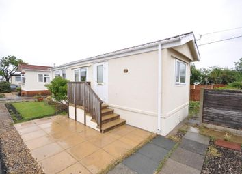 Thumbnail 1 bed mobile/park home for sale in Greenfield Residential Park, Freckleton, Preston, Lancashire