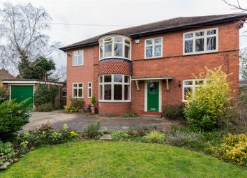 Thumbnail 5 bedroom detached house for sale in Park Drive, Sprotbrough, Doncaster