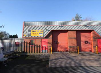 Thumbnail Warehouse to let in Albion Drive, Thurnscoe, Rotherham