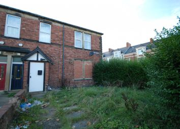 Thumbnail 2 bed flat for sale in Camborne Grove, Gateshead