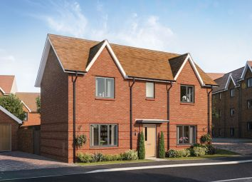 "Thumbnail 4 bed property for sale in ""Lavenham"" at Sheerlands Road, Arborfield, Reading"