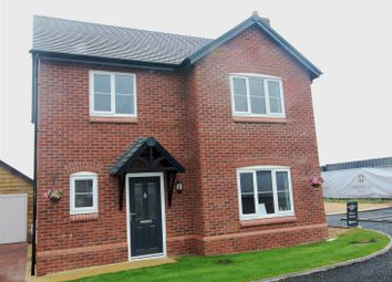 Thumbnail 4 bed detached house for sale in Plot 20 Hopton Park, Nesscliffe, Shrewsbury