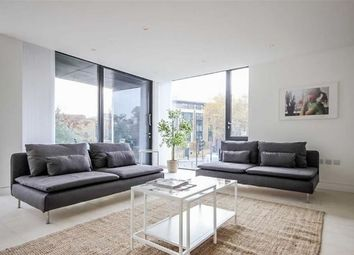 Thumbnail 3 bed flat to rent in Latitude House, Oval Road, Camden