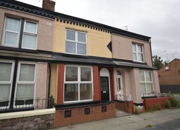 Thumbnail 2 bedroom terraced house to rent in Shelley Street, Bootle