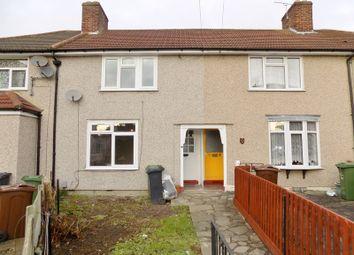 Thumbnail 3 bedroom terraced house for sale in Spinney Gardens, Dagenham, Essex