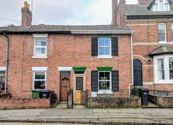 Thumbnail 2 bed terraced house for sale in Eign Road, Hereford
