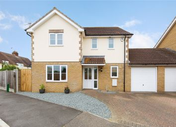 Thumbnail 4 bed detached house for sale in Gilmore Way, Chelmsford, Essex