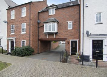 Thumbnail 2 bed town house for sale in Willow Road, Barrow Upon Soar, Loughborough