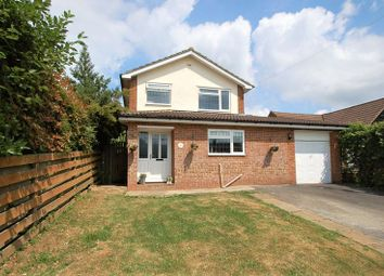 Thumbnail 4 bed detached house for sale in Cherry Way, Hazlemere, High Wycombe