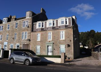 Thumbnail 2 bed flat for sale in 45 Ardbeg Road, Rothesay, Isle Of Bute