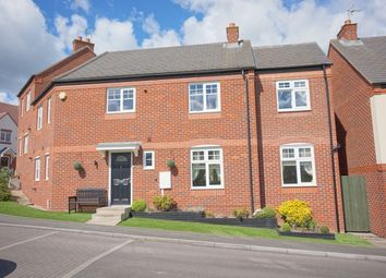 Thumbnail 4 bed semi-detached house for sale in Mill Hill Leys, Wymeswold, Loughborough