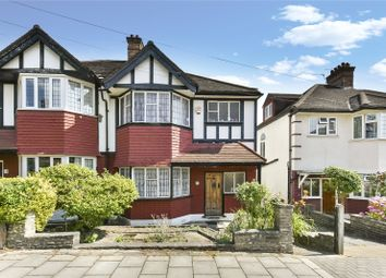 Thumbnail 3 bed semi-detached house for sale in Baldry Gardens, London