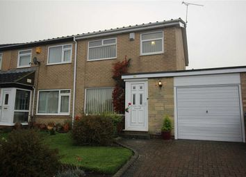 Thumbnail Semi-detached house for sale in Kettering Place, Eastfield Dale, Cramlington