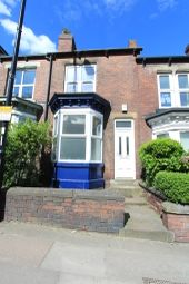 Thumbnail 4 bedroom terraced house to rent in Ecclesall Road, Sheffield
