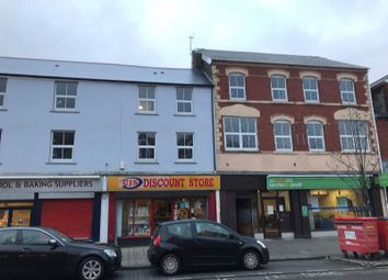 Thumbnail 1 bed flat to rent in Flat 5, 12 - 16 Commercial Street, Maesteg, Bridgend.