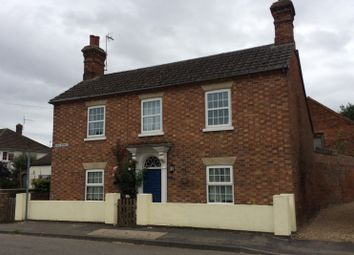 Thumbnail 3 bed detached house for sale in High Street, Billingborough, Sleaford, Lincolnshire