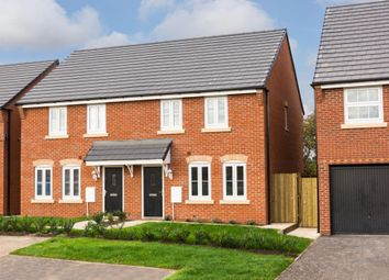 "Thumbnail 3 bed end terrace house for sale in ""Archford"" at Cheriton Close, Connah's Quay, Deeside"